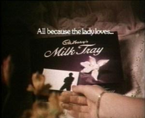 Milk Tray Waterfall end