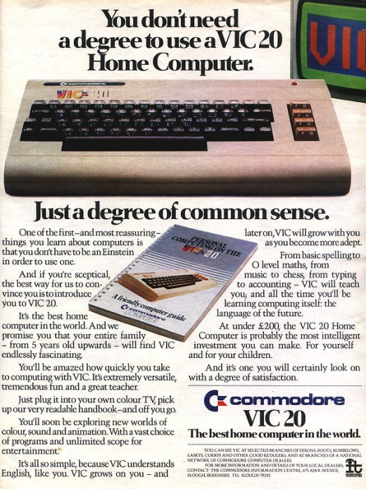 Photo 29. vic20-advert-1