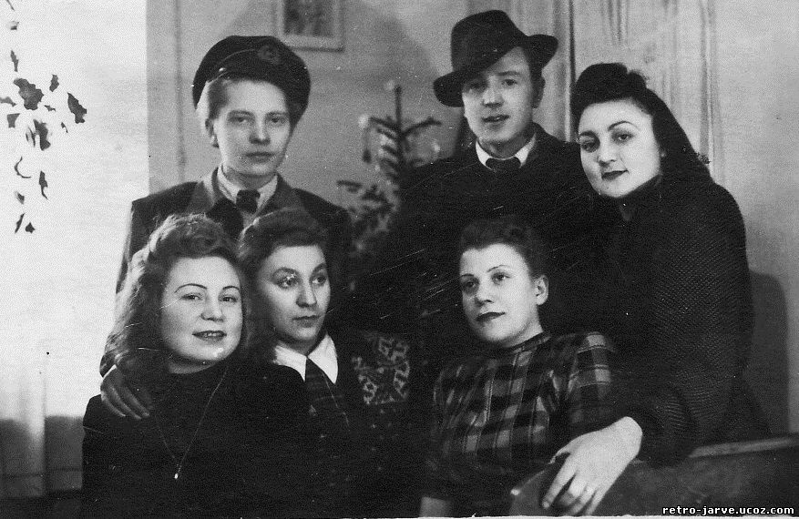 Новый год - 1950-1959 - Йыхви - Фотоальбомы - История ...