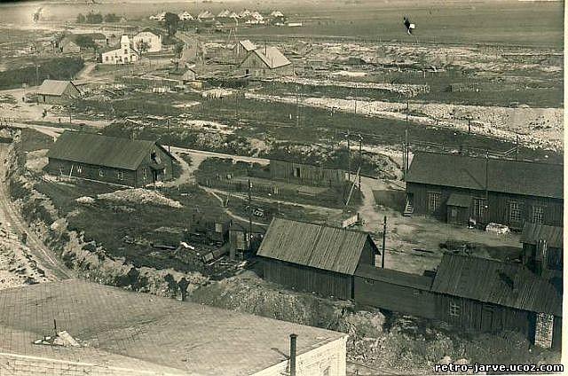 Бараки рядом с заводом - 1930-1939 - Кохтла-Ярве ...