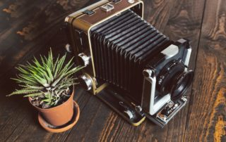 Wista Field 45D Large format Camera, header image