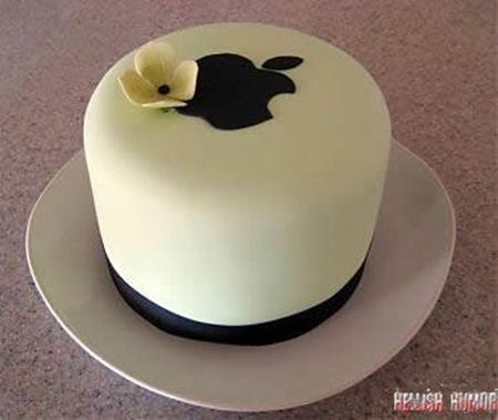 applelogocupcake
