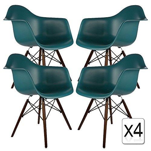 Designer stuhl blau top designer stuhl blau with designer stuhl blau trendy hbsch interior - Rot blauer stuhl ...