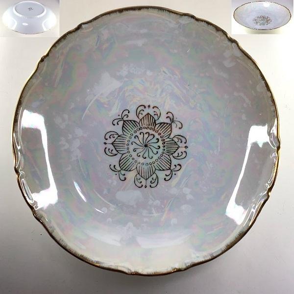 Seyeiラスターカレー皿R7706