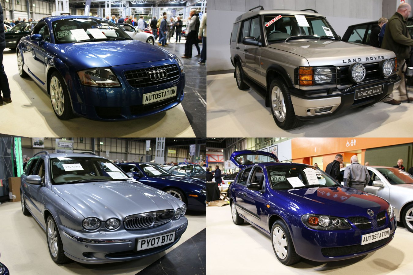 7 expensive future classics at the NEC Classic Motor Show