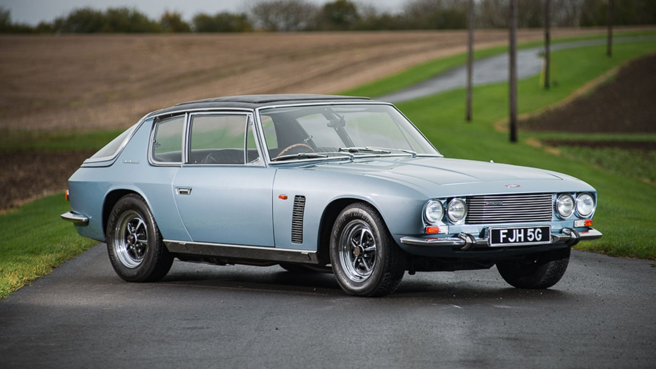 Jensen Interceptor: £95,625
