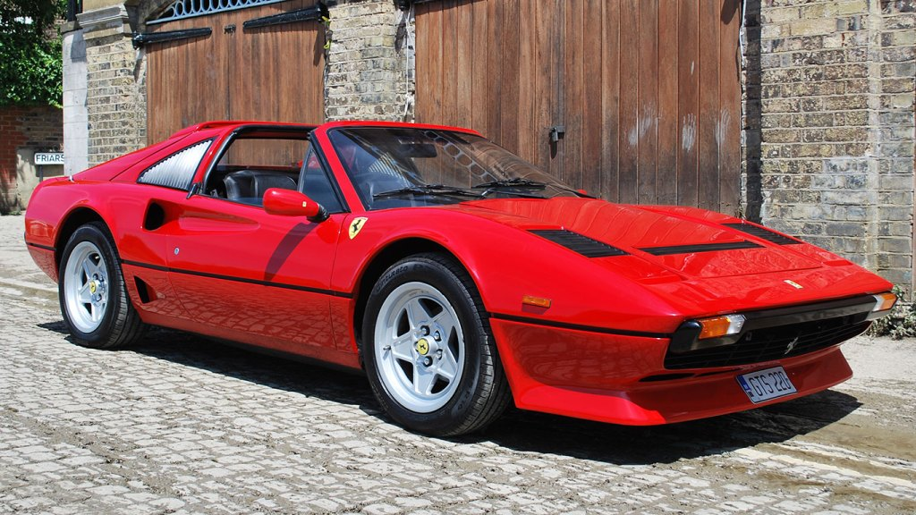 1985 Ferrari 208 GTS Turbo
