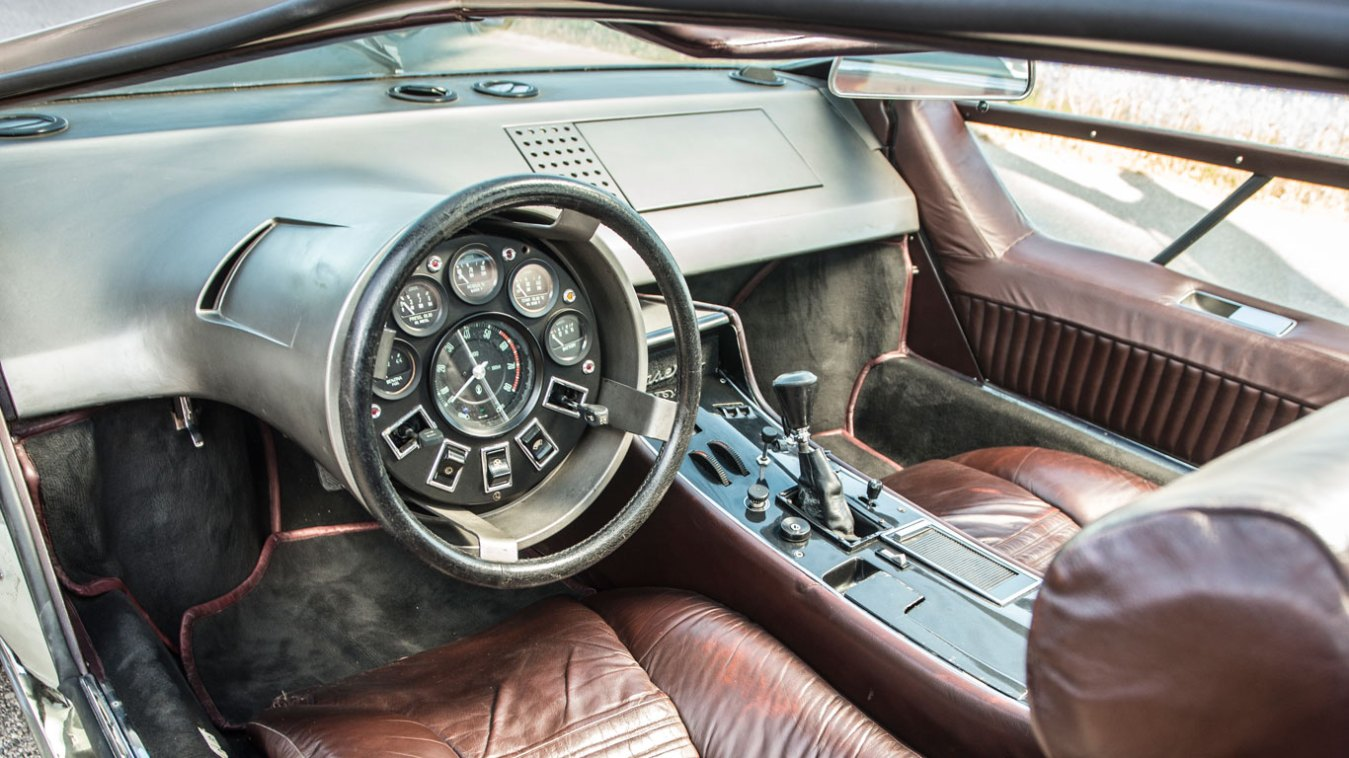 Coolest car dashboards