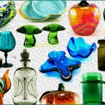 View All Glass - Retro Art Glass