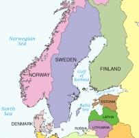 The Scandinavian Nordic Region