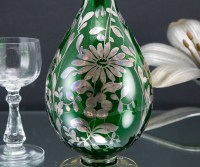 The floral decor on the body is in beautiful shape. The silver has natural, evenly aged patina.