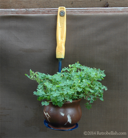 Spoon-Plant-Holder