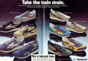 1980-81 Reebok Catalogoue p4and5