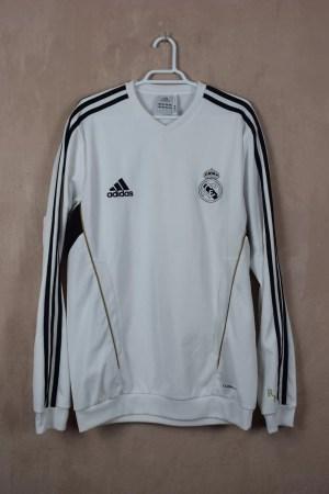 Sudadera Real Madrid 11-12