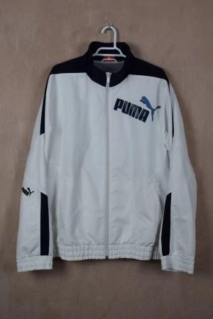 Puma Basics Track Jacket