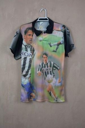 Juventus Bootleg Del Piero Signed