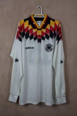 Alemania 94-96 Match Worn