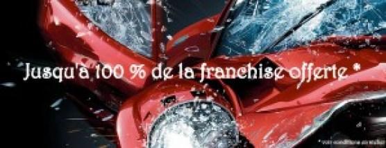 100% franchise offerte, Carrosserie Toulouse