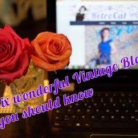 [:de]Lesestoff: Sechs wundervolle Vintage Blogs, die Du kennen solltest[:en]Six wonderful vintage blogs you should know[:]