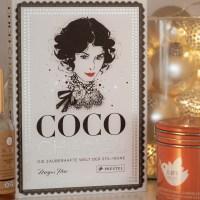 [:de]Vintage Tea Time & Buchtipp: Coco Chanel - die zauberhafte Welt der Stil-Ikone von Megan Hess[:]