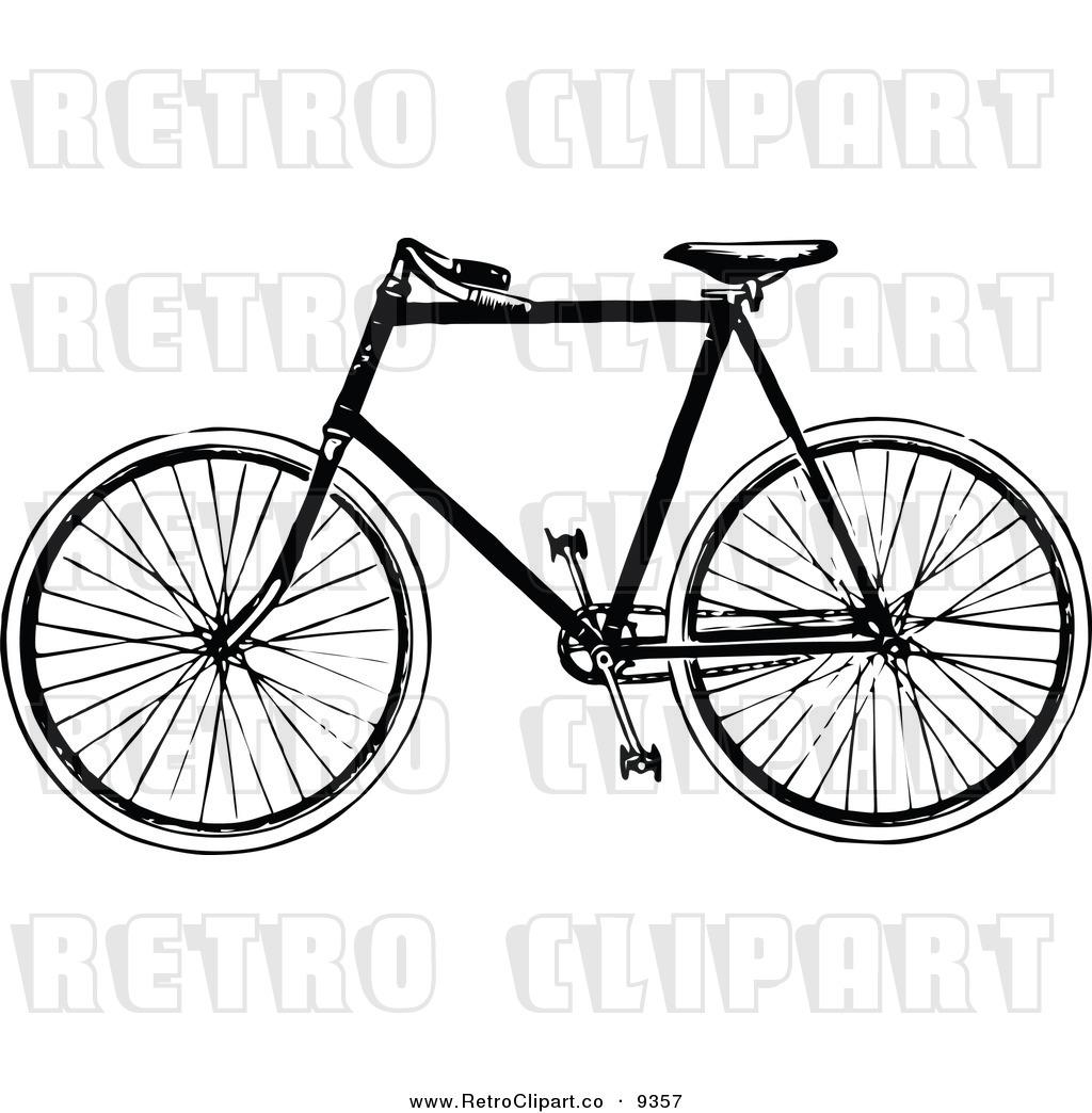 Royalty Free Bike Stock Retro Designs