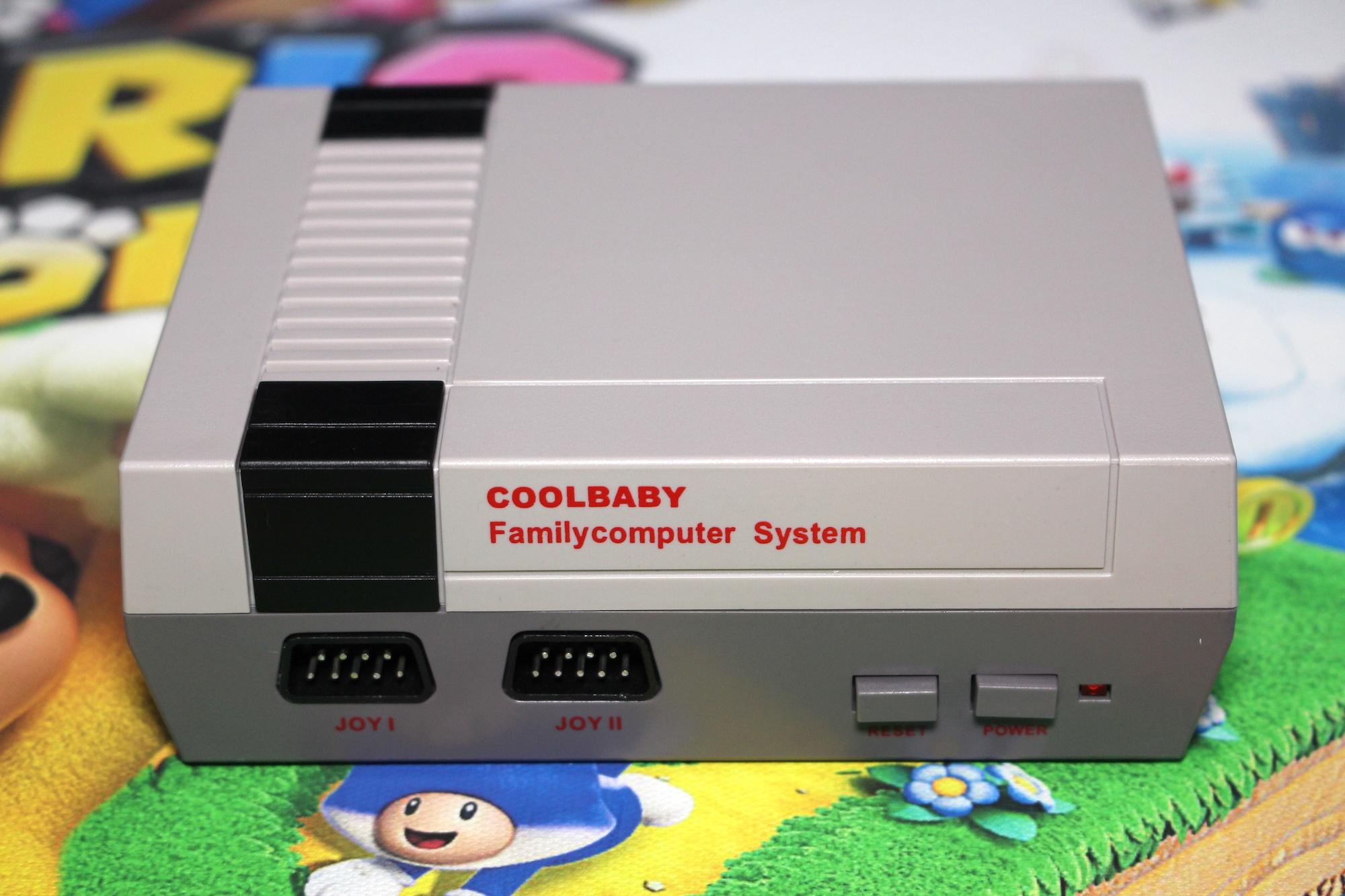 coolbaby nintendo console