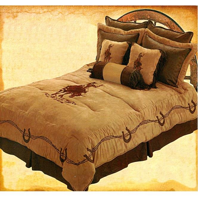 Rustic Bedding Sets Cabin Black Forest Decor