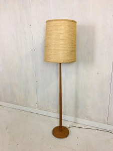 Danish Modern Teak Floor Lamp Retrocraft Design