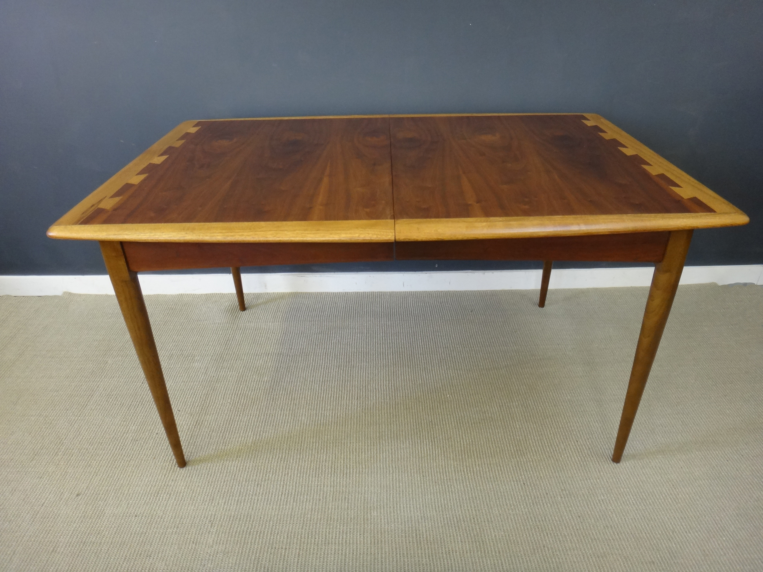 Mid Century Lane Dining Table Retrocraft Design Collection Tables