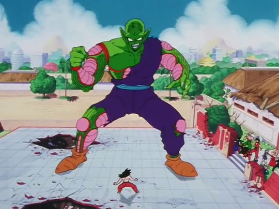 Dragon Ball [Profundizando] Giant-Piccolo-Namekian-Panini-America-Dragon-Ball-Z-TCG-DBZ-CCG