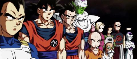 The Dragon Ball Panel – Gen Con 2017