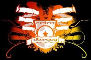 Retro DBZ Logo