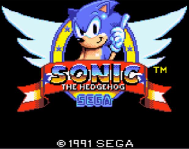 Game Gear Quick Look Sonic The Hedgehog Retro Dustbin