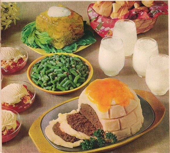 Vintage Recipes From The 60s Amp 70s