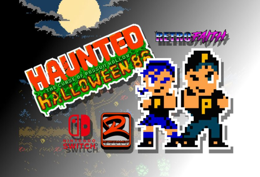 haunted halloween 86