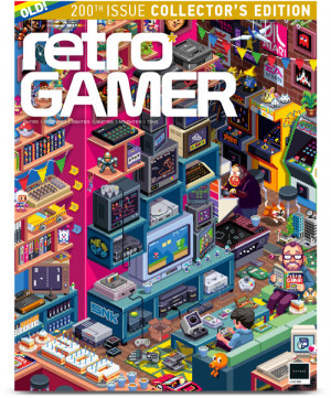 retro gamer 200th issue