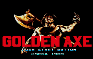 master system golden axe