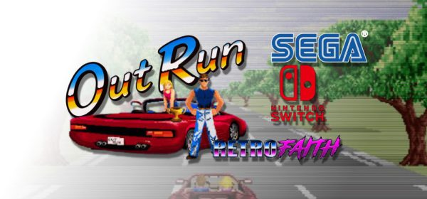 out run sega