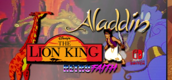 aladdin lion king