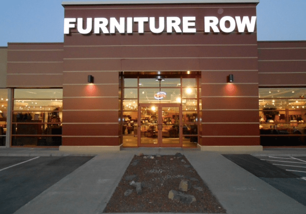 Furniture Stores Update Exterior With Aluminum Composite Panels Retrofit