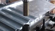 Platinum 78 metal roof tile system