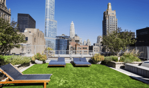 EasyTurf's green-roof-surfacing-system
