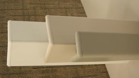 Alpar Architectural Proucts' deTerra biobased polymer wall protection