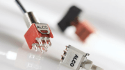 TE Connectivity's ALCOSWITCH Subminiature Series of switches.
