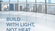 Guardian Industries announces SunGuard SNX 51/23, a commercial low-E glass product with visible light transmission (VLT) above 50 percent and a solar heat gain coefficient below 0.25, in a standard insulated glass unit.