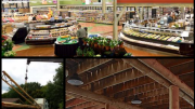 WholeTrees Architecture & Structures provides round-timber frame structures for commercial and residential environments.