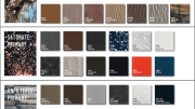 Formica Corp. launches SurfaceSet 2016, a collection of 35 new products made of durable Formica Brand Laminate.