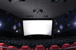 ROCKFON introduces its Cinema Black acoustic stone wool ceiling panels.