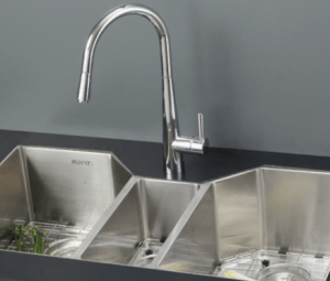 Ruvati introduces the RVH8500 to its Gravena Undermount Sink Collection.