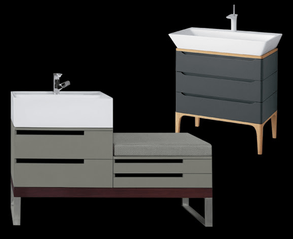Northern California Based Luxury Bathroom Furnishings Manufacturer Ronbow  Introduces Two Bathroom Suite Collections Of Vanities
